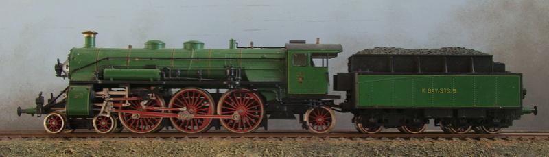 Bavière : Die Königlich Bayerischen Staatseisenbahnen (K.Bay.Sts.B = 1844-1920) Dsc02232