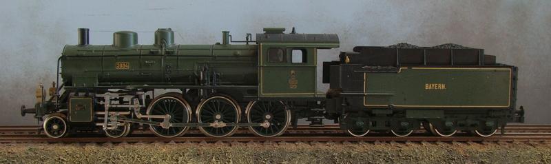 Bavière : Die Königlich Bayerischen Staatseisenbahnen (K.Bay.Sts.B = 1844-1920) Dsc02238