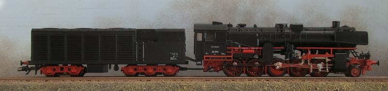 Allemagne DRG : BR52 Dsc02247