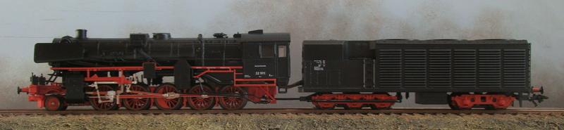 Allemagne DRG : BR52 Dsc02248