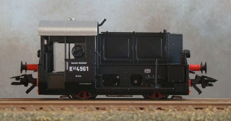 Allemagne DRG : Köf 4961 Dsc02251