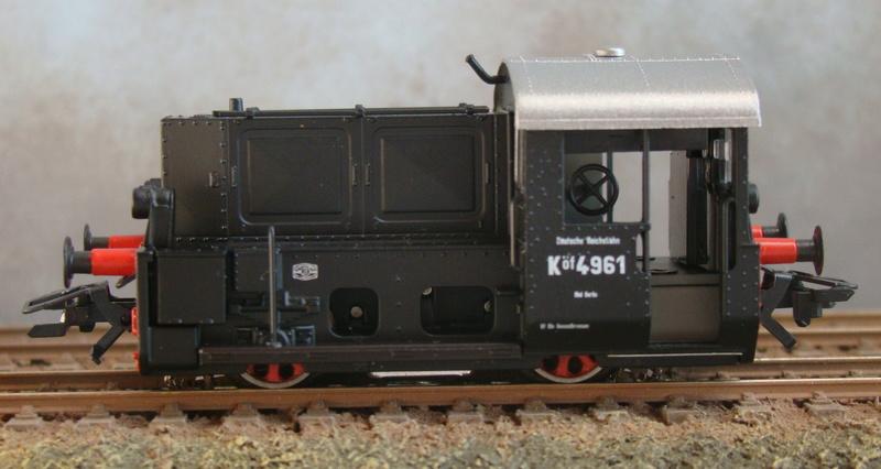 Allemagne DRG : Köf 4961 Dsc02252