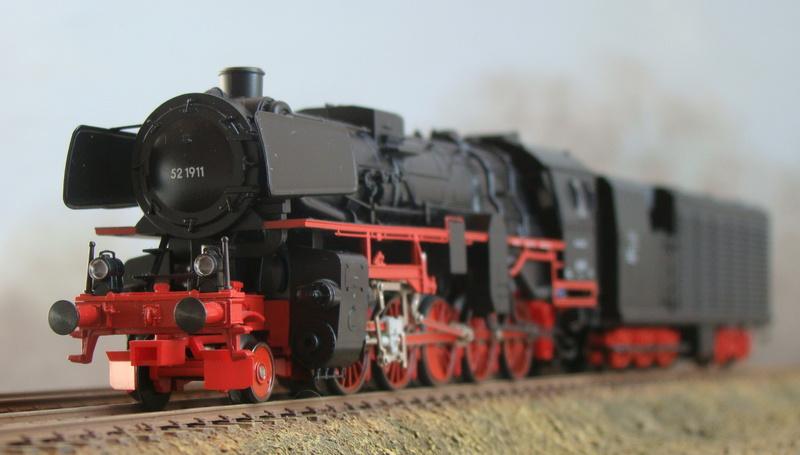 Allemagne DRG : BR52 Dsc02328