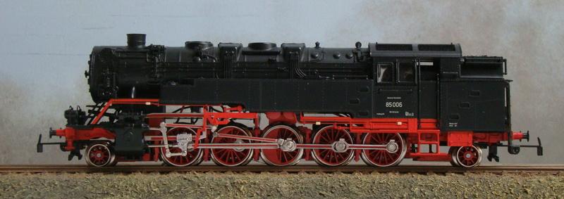 Allemagne DRG : BR85 Dsc02361