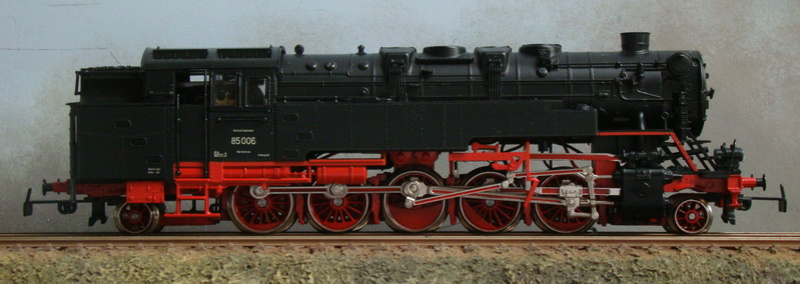 Allemagne DRG : BR85 Dsc02362