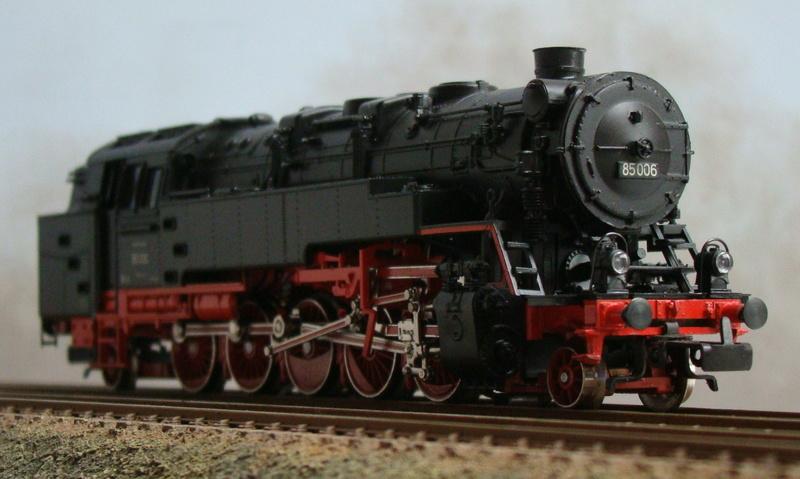 Allemagne DRG : BR85 Dsc02363