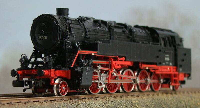 Allemagne DRG : BR85 Dsc02364