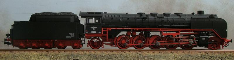 Allemagne DRG : BR45 Dsc02369