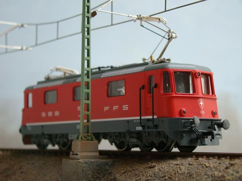 Suisse : Chemin de Fer Fédéraux (CFF - SBB - FFS) Dsc02413