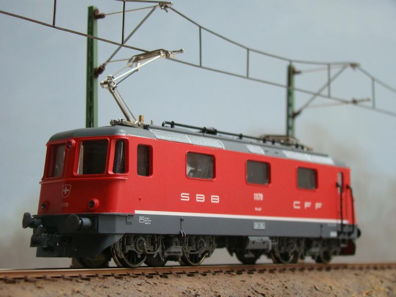 Suisse : Chemin de Fer Fédéraux (CFF - SBB - FFS) Dsc02418