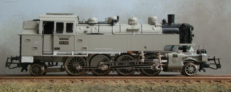 Allemagne DRG : BR86 Dsc02434