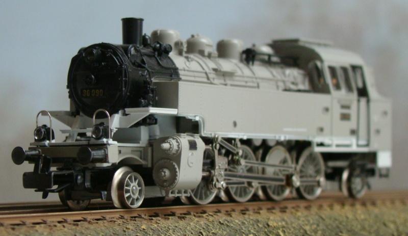 Allemagne DRG : BR86 Dsc02436