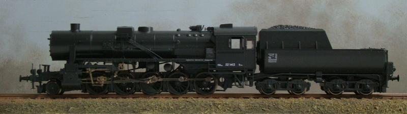 Allemagne DRG : BR52 Dsc02451