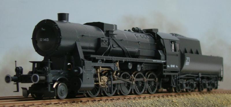 Allemagne DRG : BR52 Dsc02452