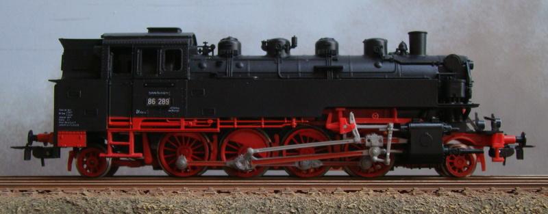 Allemagne DRG : BR86 Dsc02479