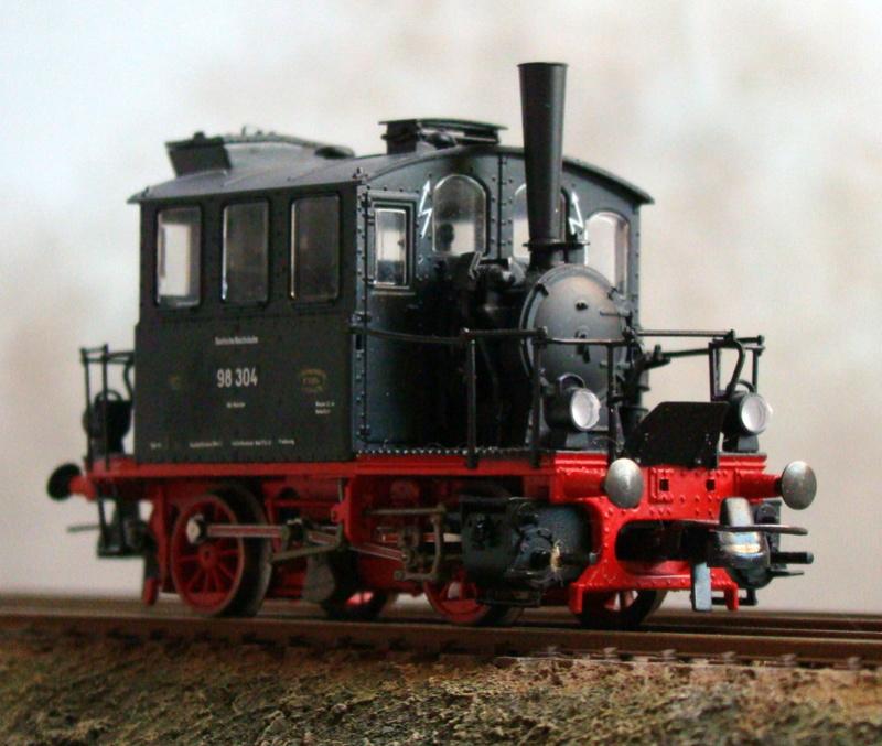 Allemagne DRG : BR98 304 Dsc02519