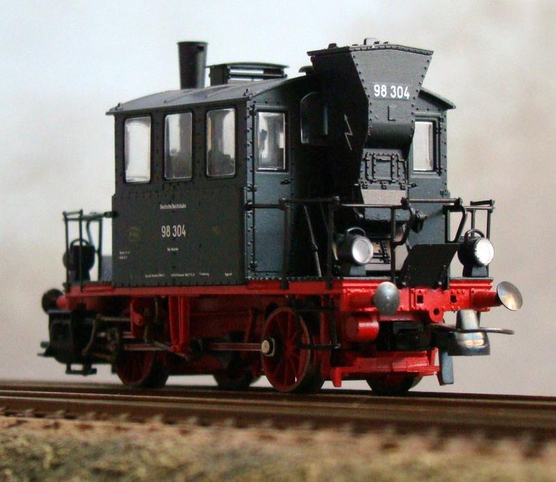 Allemagne DRG : BR98 304 Dsc02522