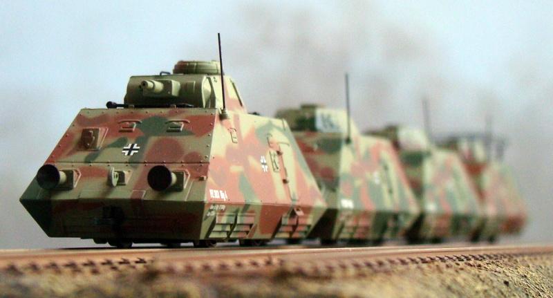 Allemagne DRG : PZ203 draisines 1 à 4 Dsc02552