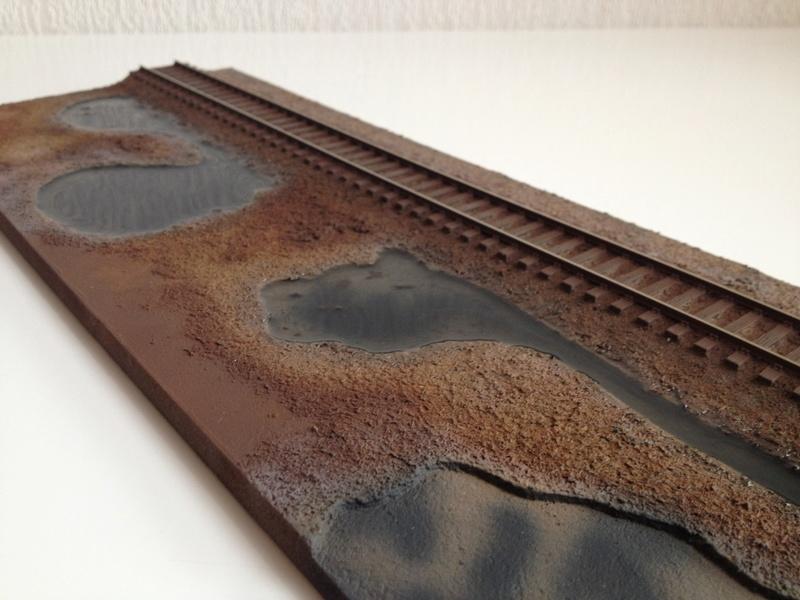 """Dioramas """"voies ferrées"""" échelle 1:87 Img_1513"""