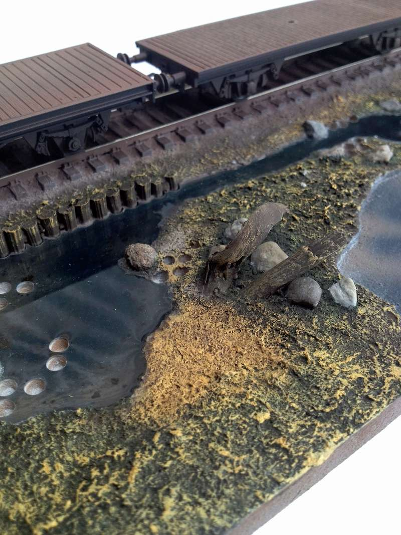 """Dioramas """"voies ferrées"""" échelle 1:87 Img_1619"""