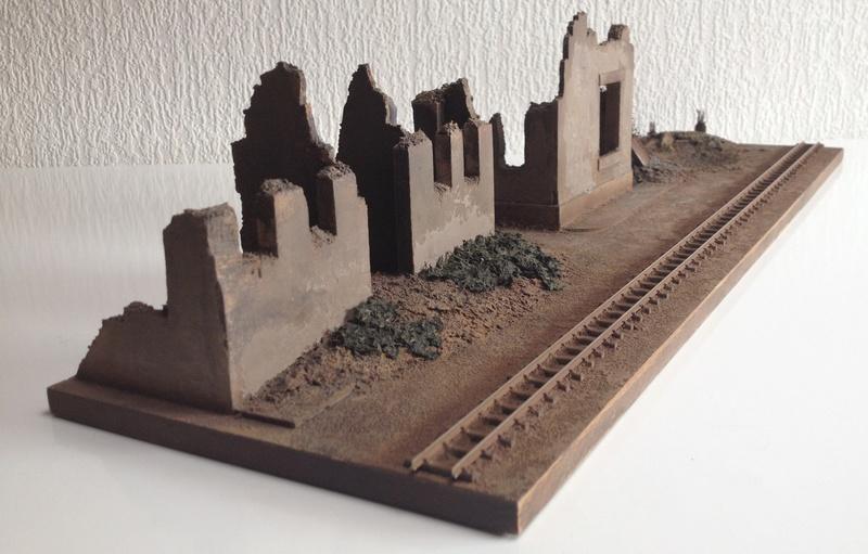 """Dioramas """"voies ferrées"""" échelle 1:87 Img_1632"""