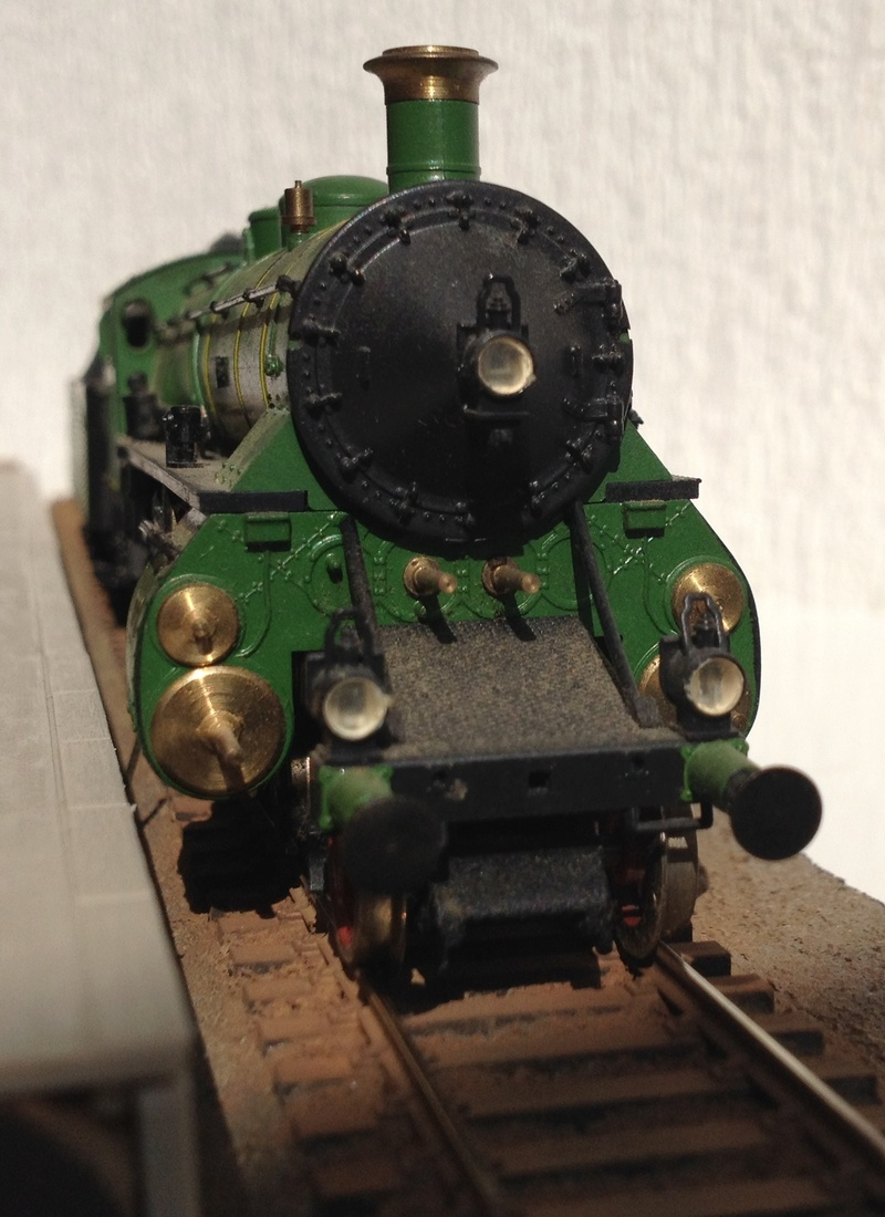 """Dioramas """"voies ferrées"""" échelle 1:87 - Page 2 Img_1634"""