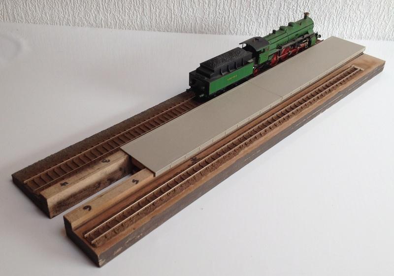 """Dioramas """"voies ferrées"""" échelle 1:87 - Page 2 Img_1636"""