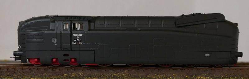 Allemagne DRG : BR61  P1130716