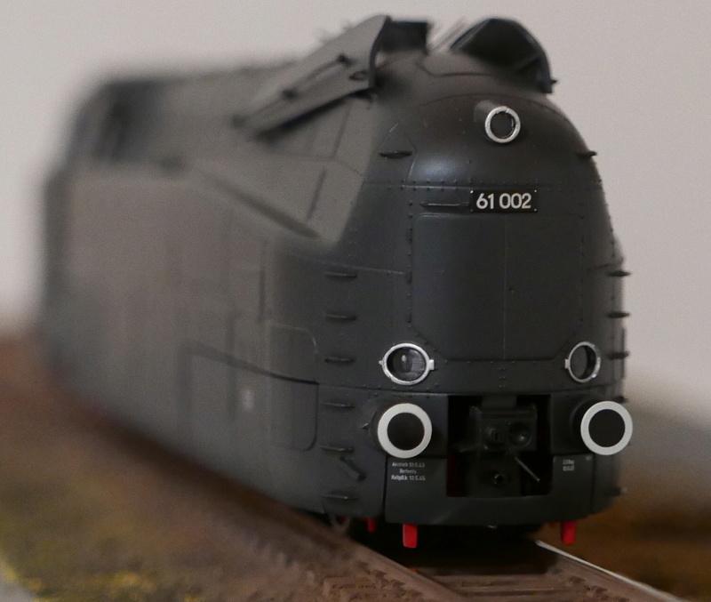 Allemagne DRG : BR61  P1130720