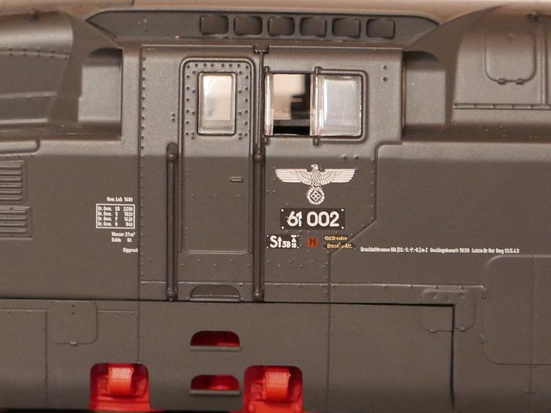 Allemagne DRG : BR61  P1130721
