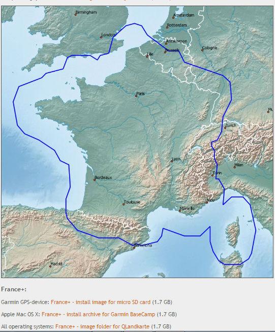 Tuto3_Télécharger et installer gratuitement des cartes sur votre GPS GARMIN B10