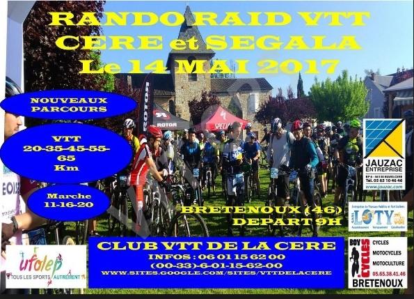 Rando  raid CERE et SEGALA  Bretenoux 46 Breten10