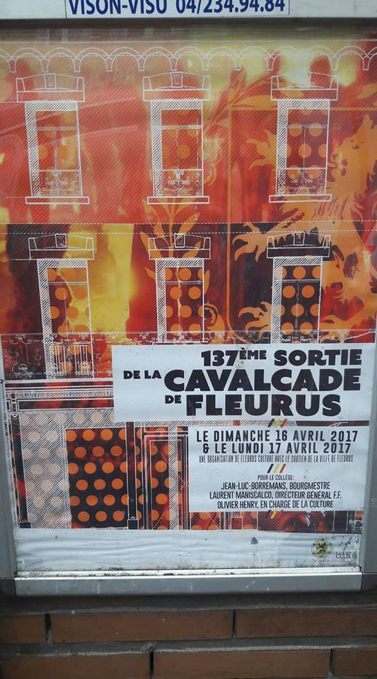 2017 - 136ème CAVALCADE de Fleurus  2017  137_em10