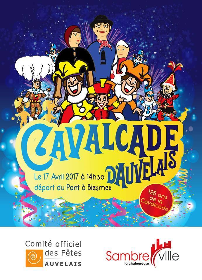 2017 - Cavalcade d'Auvelais 2017 - 125 ans Calvac10