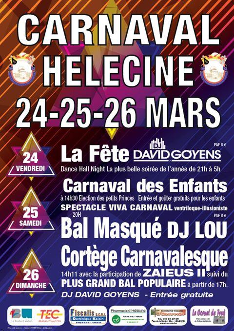 mars - Vendredi 24 au 26 mars 2017  Carnaval d'Hélécine  Carnav20