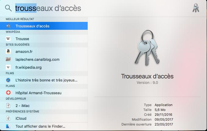 [Résolu] iMessage non fonctionnel mais iCloud fonctionnel - Page 3 Captur17