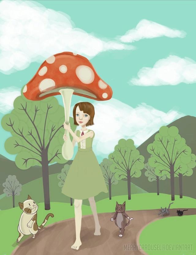 [Jeu] Association d'images - Page 17 Mushro10