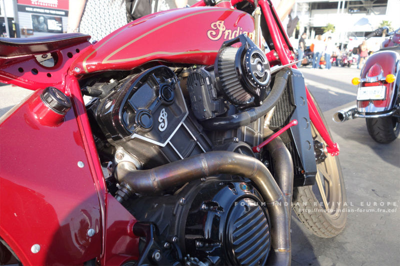 Indian Scout Roland Sand - Daytona 2017 Dsc05142