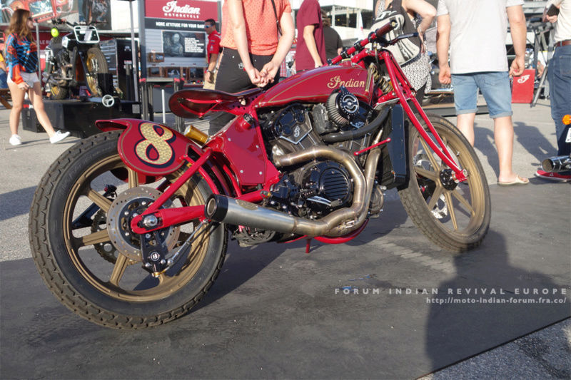 Indian Scout Roland Sand - Daytona 2017 Dsc05150