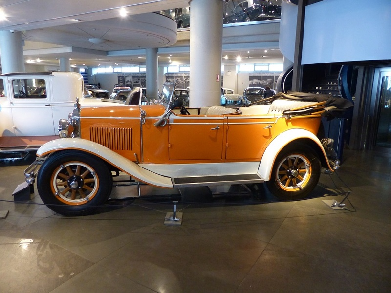 Hellenic Motor Museum P1020714