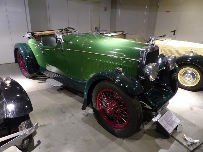 Hellenic Motor Museum P1020715