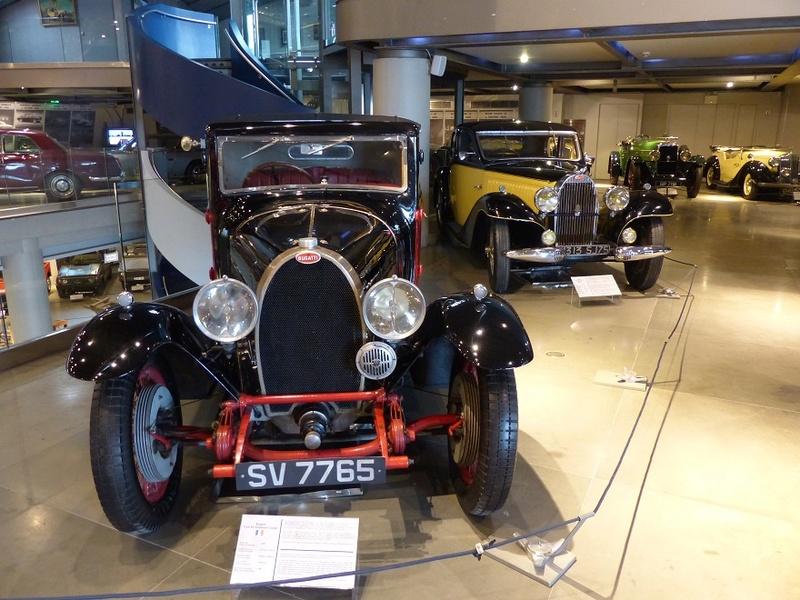 Hellenic Motor Museum P1020718