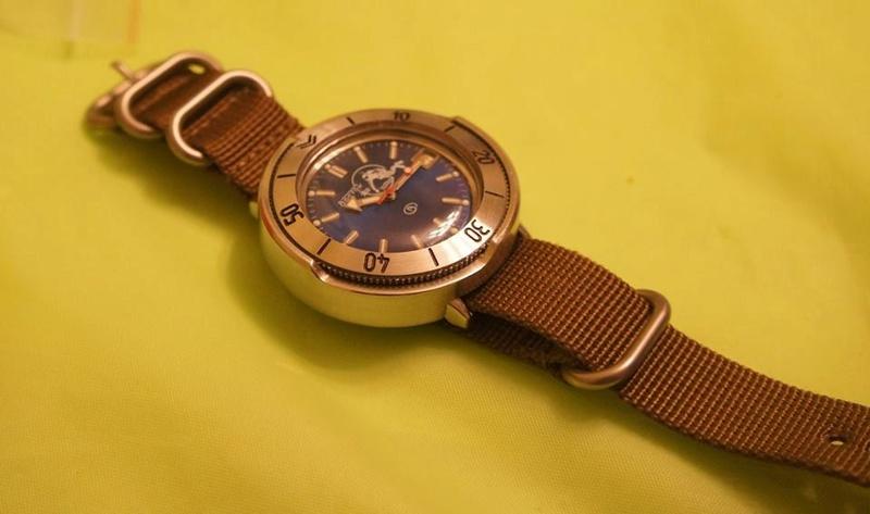 Vos montres russes customisées/modifiées - Page 5 Dmitry10