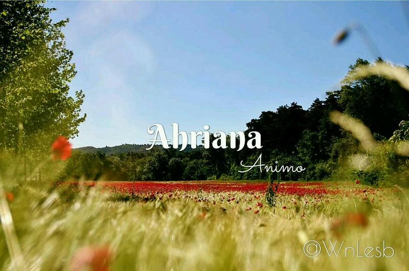 Ahriana por Anonimo Ahrian10