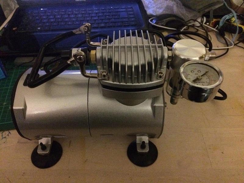 New Air brush C110