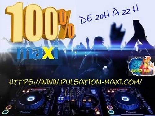 Pub pour Pulsation Maxi  - Page 2 100max10
