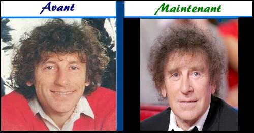 chanteurs et acteurs avant et aujourd hui  - Page 2 Fofo11