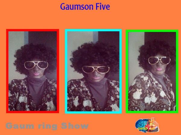 Le Gaum Ring Show Sur Pulsation Maxi Gaumso10