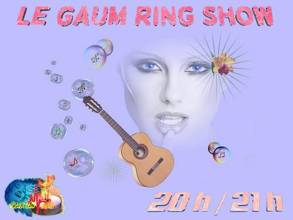 Le Gaum Ring Show Sur Pulsation Maxi Grs11