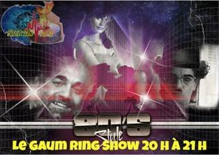 Le Gaum Ring Show Sur Pulsation Maxi Grs14
